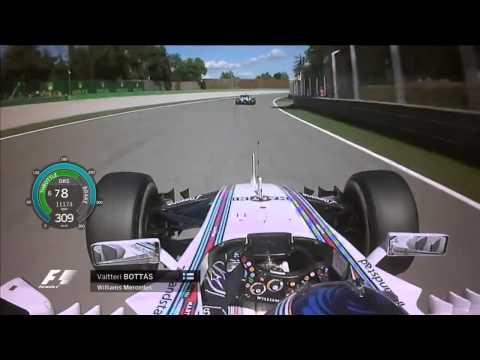 Felipe Massa x Valtteri Bottas