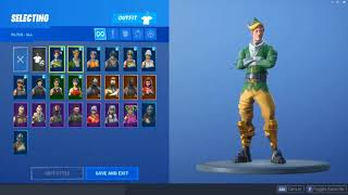 Fortnite codename elf for sale!!!