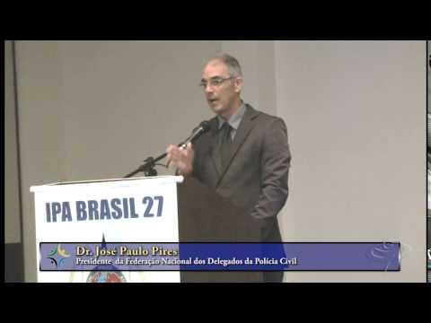 I ENCONTRO DE DELEGADOS   28 11 2014   Dr  Jose paulo pires