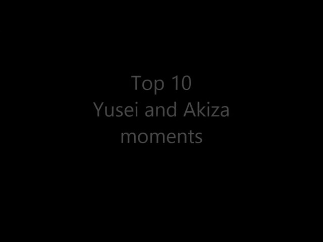 Yusei and Akiza Top 10