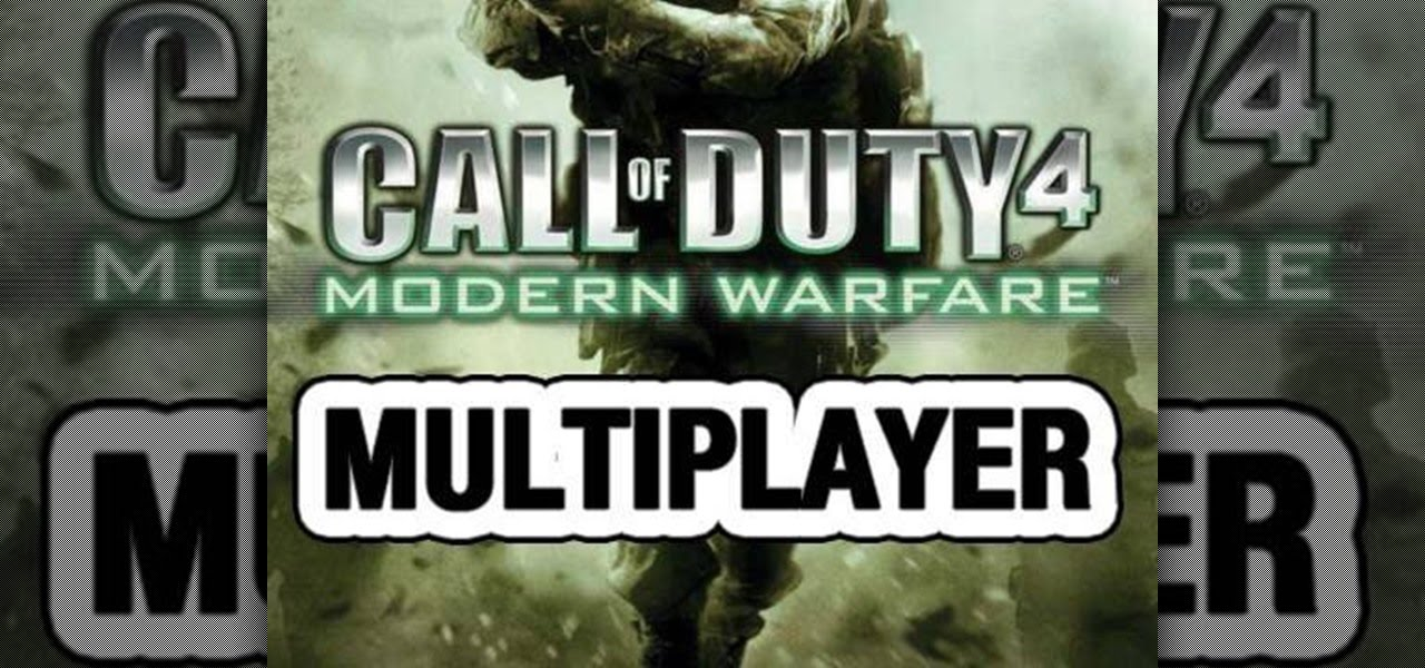 download crack call of duty 4 modern warfare multiplayer