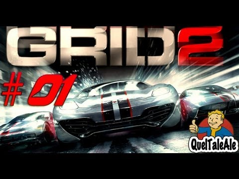 Grid 2 - Gameplay ITA - Let's Play #01 Si parte