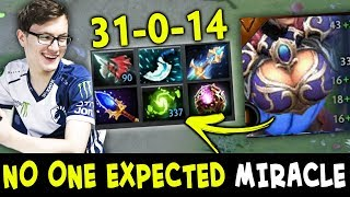No one expected THIS BUILD from Miracle — ULTRA MEME COMBO