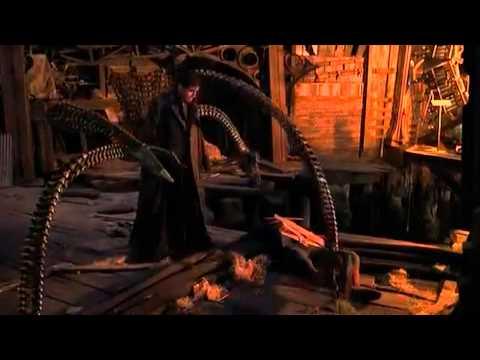 Spider-Man 2 - Spidey Vs Doc Ock (The Final Battle) (HD 1080p)