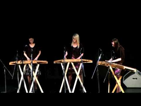 """Lady Helen"" Dulci Girls Hammered Dulcimer Trio Pe..."