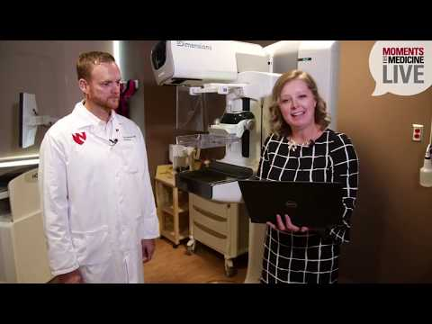 3D Mammography - Nebraska Medicine