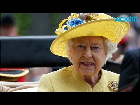 Royal Guard Almost Shot Queen Elizabeth II