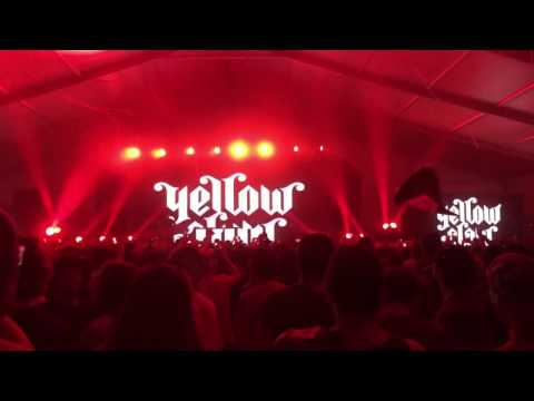Yellow Claw Chile Creamfields 2016 (end song) - YC & Cesqeaux - Legends Ft. Kalibwoy