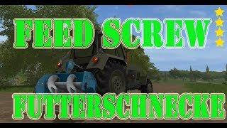 """[""""FEED SCREW"""", """"Futterschnecke"""", """"Mod Vorstellung Farming Simulator Ls17:Futterschnecke"""", """"Mod Vorstellung Farming Simulator Ls17:FEED SCREW"""", """"Mod Vorstellung Farming Simulator Ls17:Futterschnecke /FEED SCREW"""", """"Kirsch-Farming""""]"""