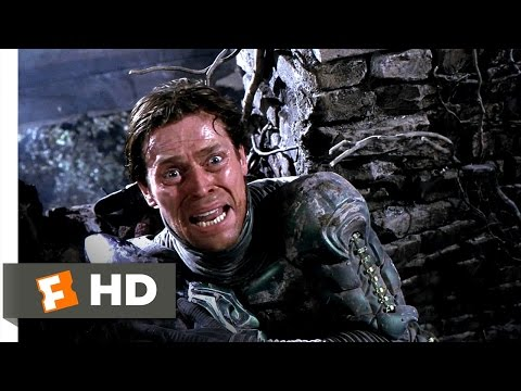 Spider-Man Movie (2002) - Green Goblin's Demise Scene (9/10) | Movieclips