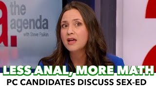 PC Candidate: Anal Sex Talk Distracts Kids From Math