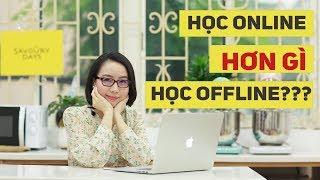 Học làm bánh online CÓ TỐT HƠN học offline? Linh Trang SD giải đáp thắc mắc