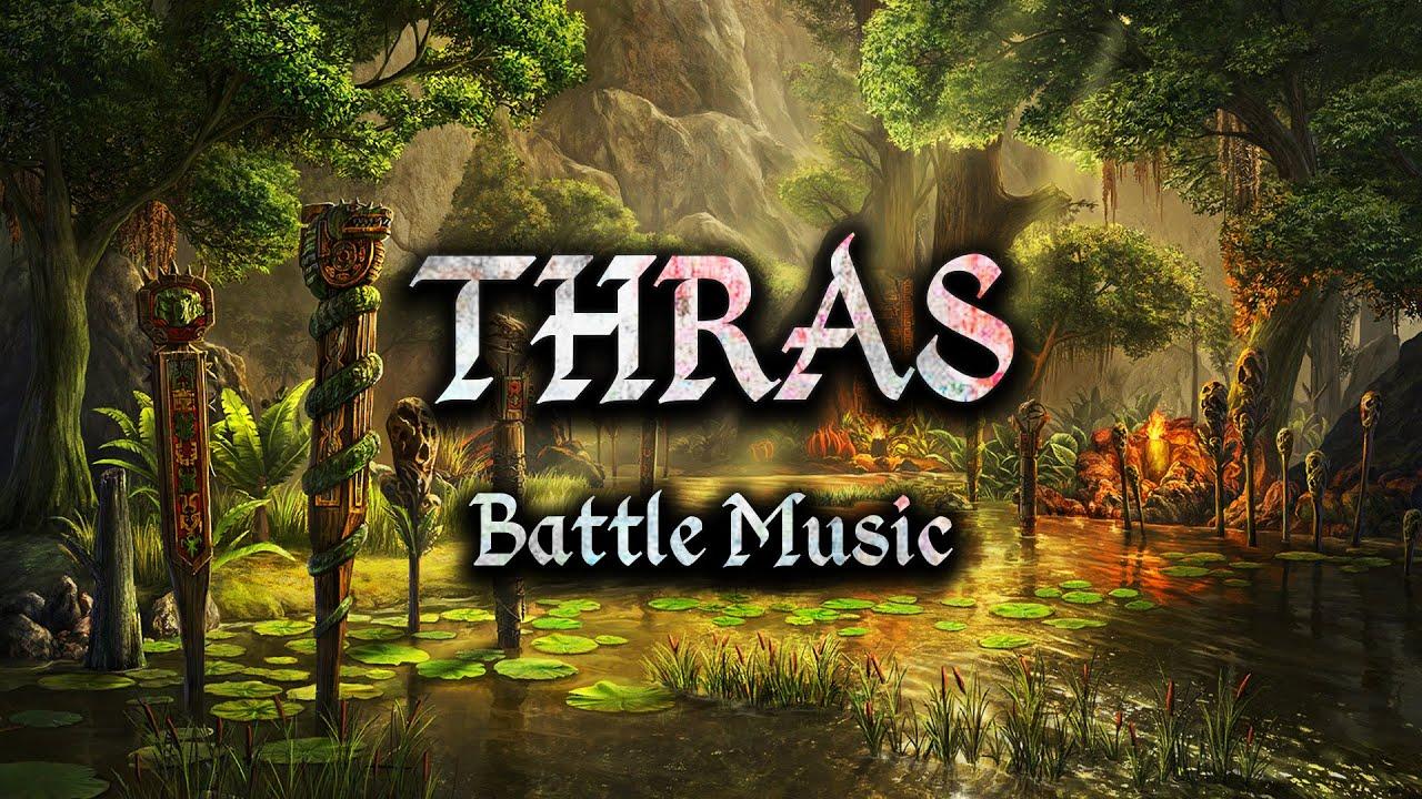 Thras | Elder Scrolls Inspired Battle Loops