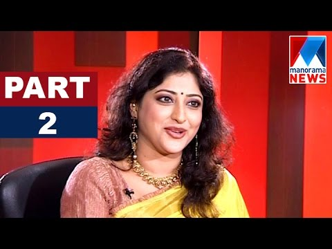 Lakshmi Gopalaswamy  In Nerechowe | Old episode | Part -2| Manorama News