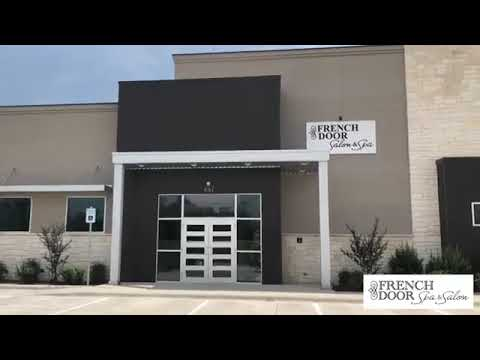 French Door Salon 26 Spa South College Station2c Texas Youtube