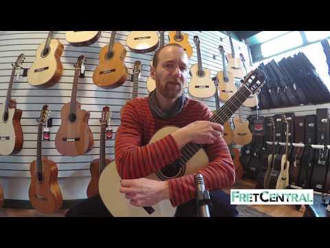 Spruce or Cedar top classical guitar?