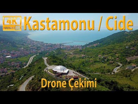 4K Kastamonu / Cide , Havadan çekim 2019