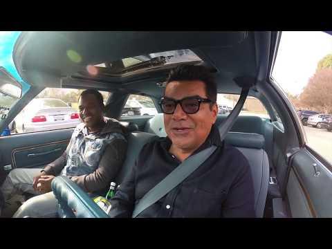 George Lopez Omaze Lyft Commercial