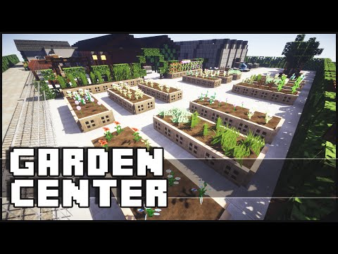 Minecraft - Epic Garden Center