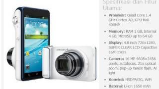 Harga Hp Samsung Galaxy Camera Gc100