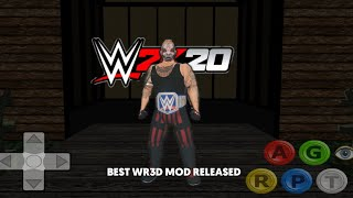 168MB]WR3D 2K20 MOD Finally Relesed for Android Phone with
