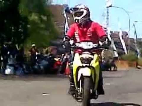 Wawan tembong   Best of the best stuntride Indonesia 2010