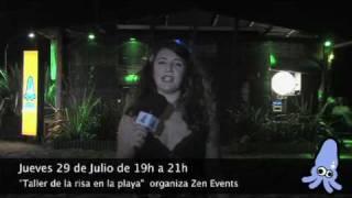 agenda chiringuito calamar del 28 de Julio al 1 de Agosto @Playa del Prat