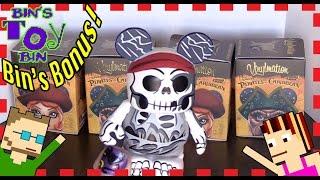 BINS BONUS - Pirates of the Caribbean Series 2 Vinylmations | Bins Toy Bin