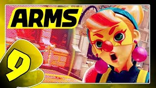 ARMS Part 9: Lola Pop, das Knallbonbon (DLC Charakter)