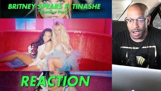Britney Spears - Slumber Party ft. Tinashe reaction/review