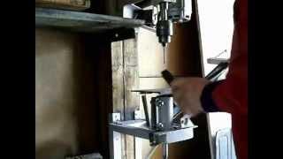 видео Выбор сверлильного станка для гаража