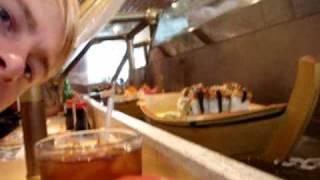 Floating Sushi Boat with Jeremiah Christopher