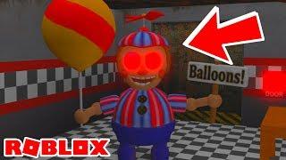 How To Get Broken Apart Badge in Roblox Survive Balloon Boy