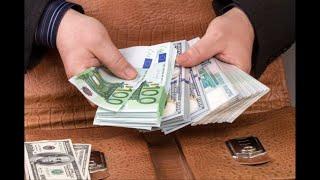 100 как очистить доллары и евро от плесени - how to clean dollars and euros from mold