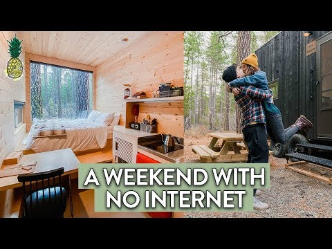 a-weekend-without-internet-in-a-tiny-house!-(camping-vlog)