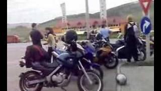 Motociclistii din Targu Mures