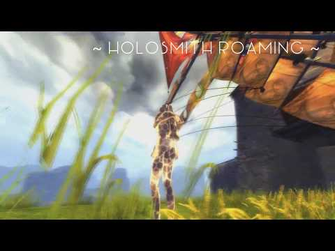 Guild Wars 2 ~ Holosmith Roaming | New Elite Specialization #1