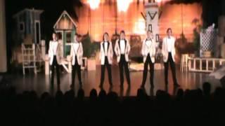JERSEY BOYS. ( Four Seasons Medley.)