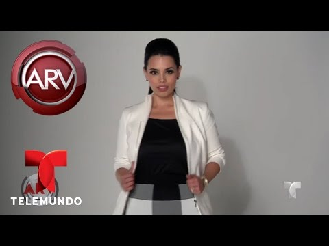 Rosie Mercado presenta colección inspirada en Cuba | Al Rojo Vivo | Telemundo