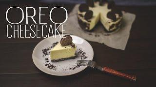 Орео чизкейк без выпечки/No baking Oreo Cheesecake (Рецепты от Easy Cook)