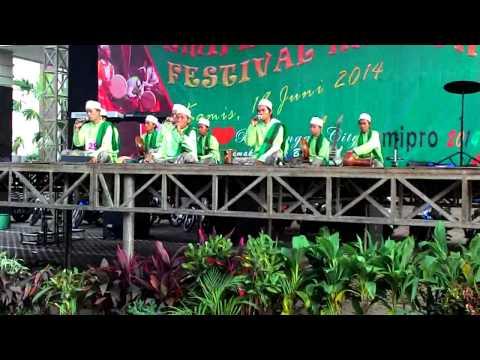 Al Abror Kota Probolinggo - Fesban SEMIPRO 2014 ( juara 1 )