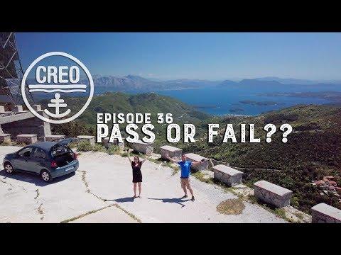 PASS or FAIL?? Sailing Training Greece - Ep37