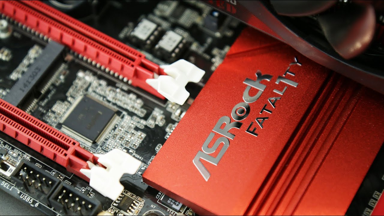 ASRock Fatal1ty Z97X Killer/3.1 Intel USB 3.0 Driver for Windows 10