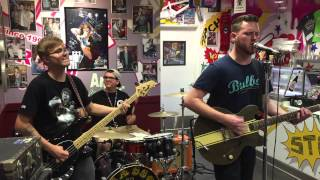 """Picasso The Banshee perform their original song """"Selfish"""" at Archie's Ice Cream"""