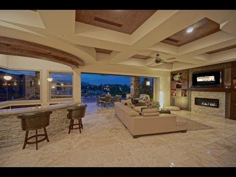 30 Meadowhawk Lane, a Luxury Home in The Ridges in Las Vegas