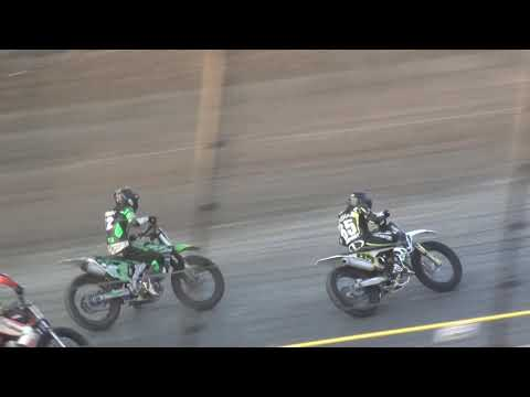 All Star Series Flat Track Volusia Speedway Park, 250 Amateur