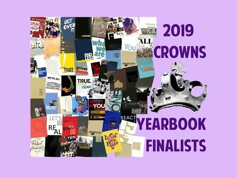 2019 Crown Yearbook Reveal