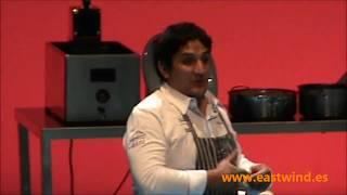 Mauro Colagreco en San Sebastián Gastronomika #ssg17