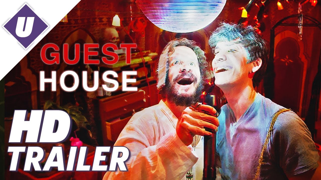 Download Guest House (2020) - Official Redband Trailer   Pauly Shore, Steve-O
