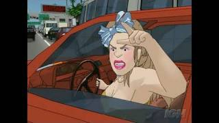 Bad Day L.A. PC Games Trailer - Traffic